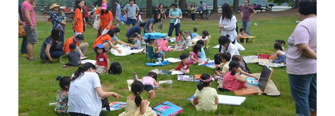 2016년 05월 28일 뉴잉글랜드 한국학교 그림그리기 대회